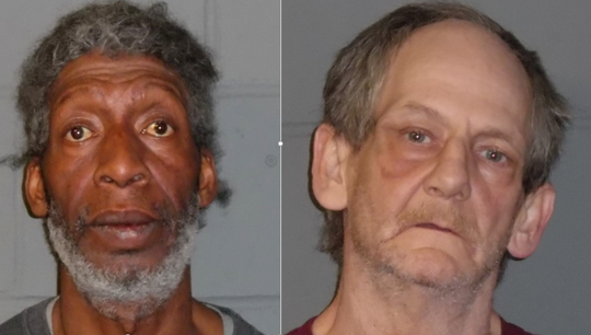 Robert Hawkins, left, and Charles Tallmage are among four Beverly men indicted on drug-dealing charges.
