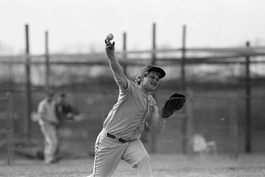 Unioto defeated Paint Valley 5-4 in April 1993. Junior pitcher Rob Ferguson allowed six hits, struck out seven and walked three.