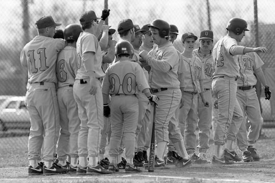Unioto defeated Paint Valley 5-4 in April 1993.