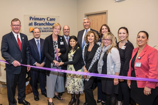 Primary Care at Branchburg, part of Atlantic Medical Group, held an open house on Tuesday, May 14.