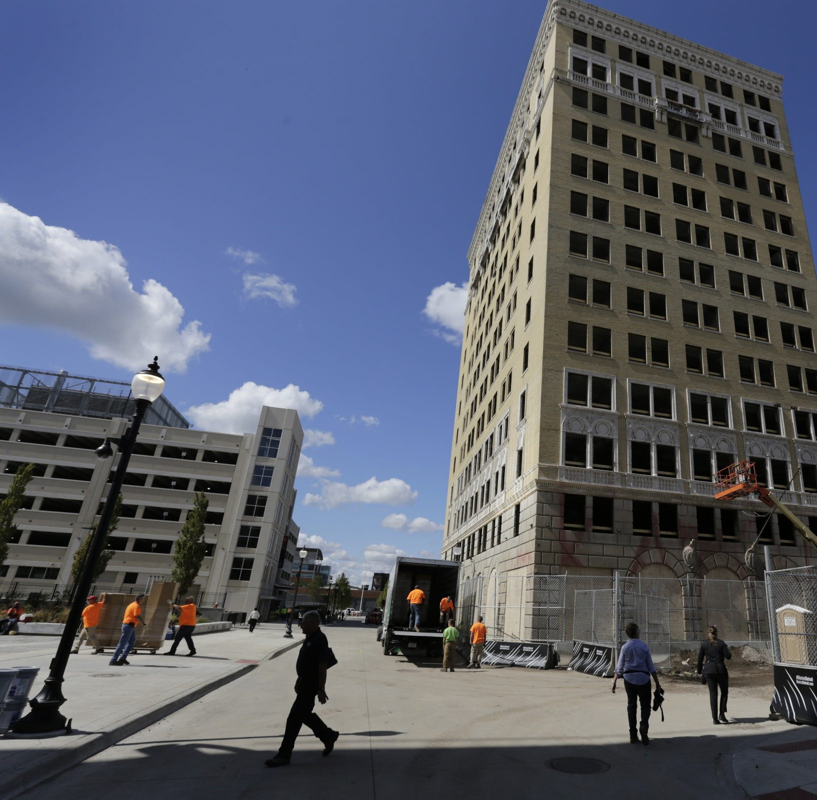 Historic Detroit hotel was supposed to be renovated years ago. Now it may finally happen.