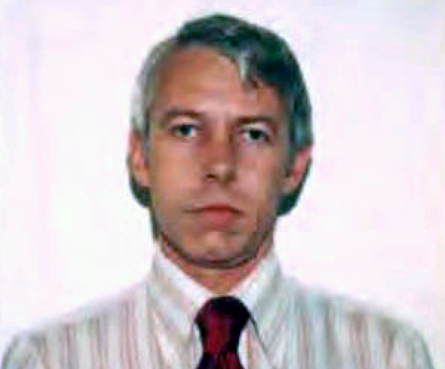 This undated file photo Dr. Richard Strauss, an Ohio State University team doctor employed by the school from 1978 until his 1998 retirement.