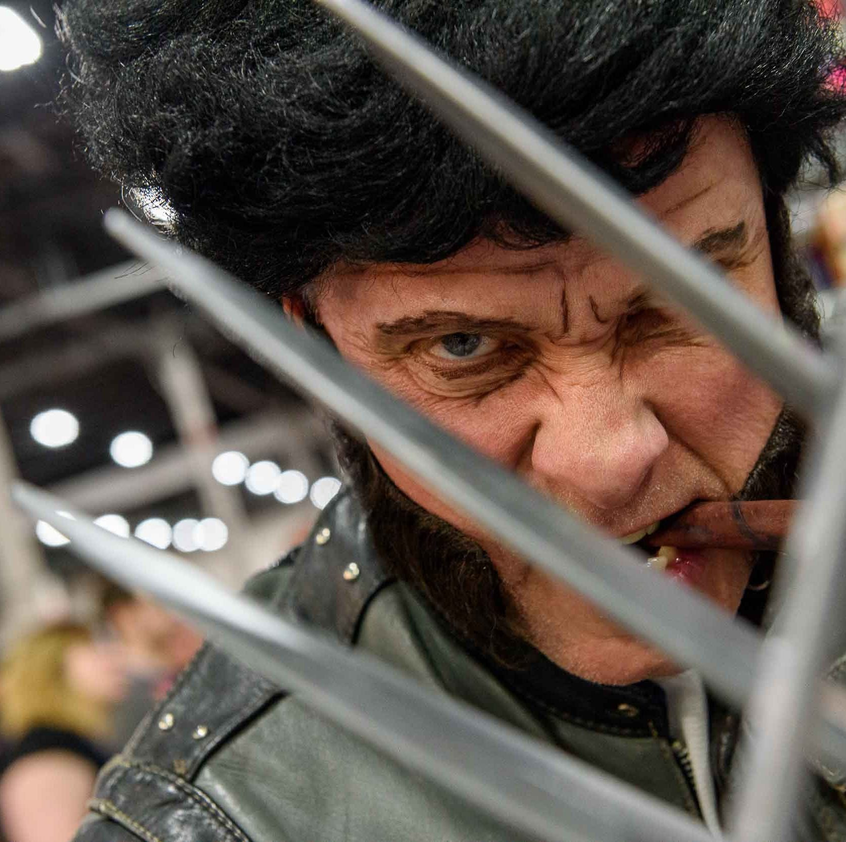 Motor City Comic Con 2019 opening day brings out costumes, comics and more
