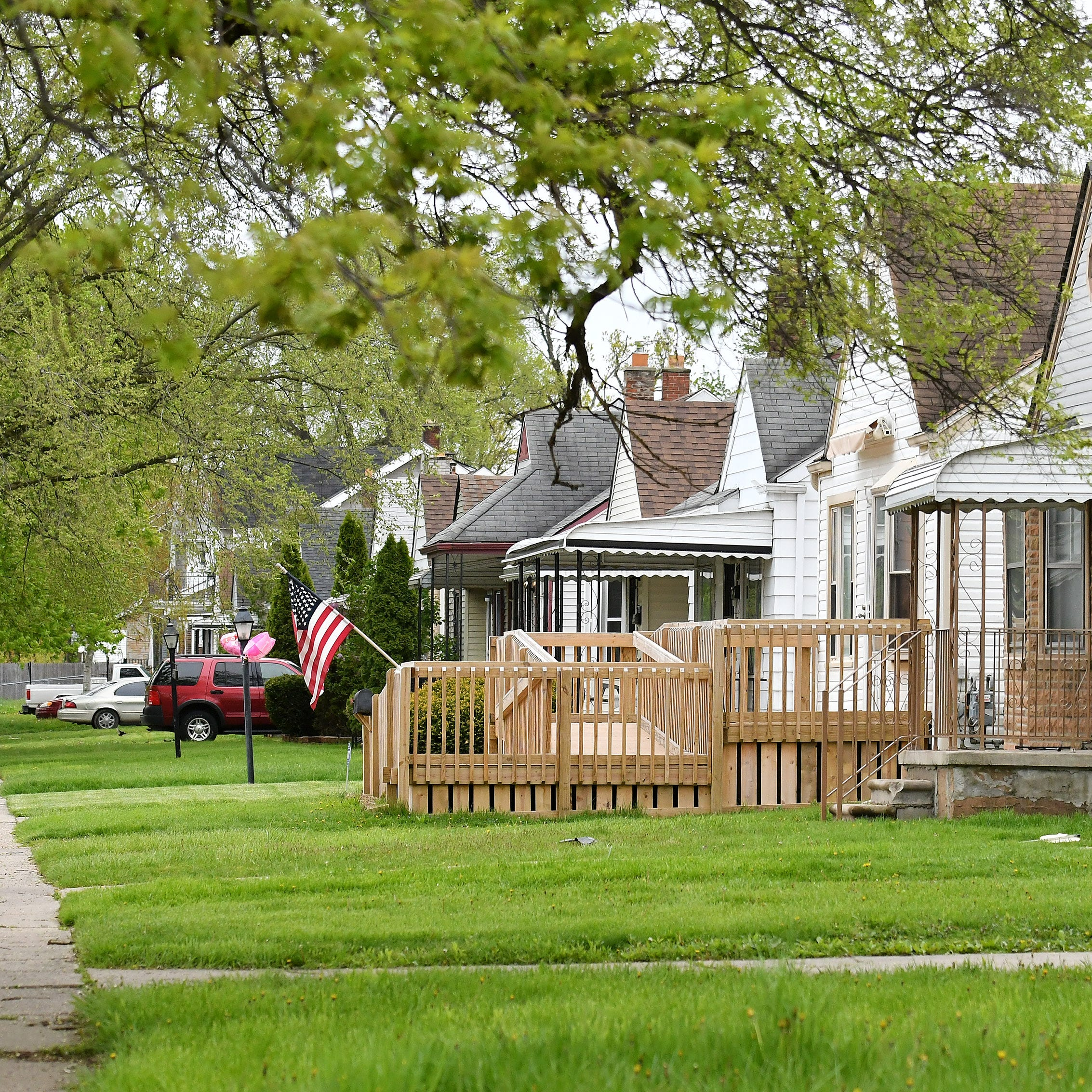 Property values rise in Detroit's Warrendale neighborhood, but crime issues persist