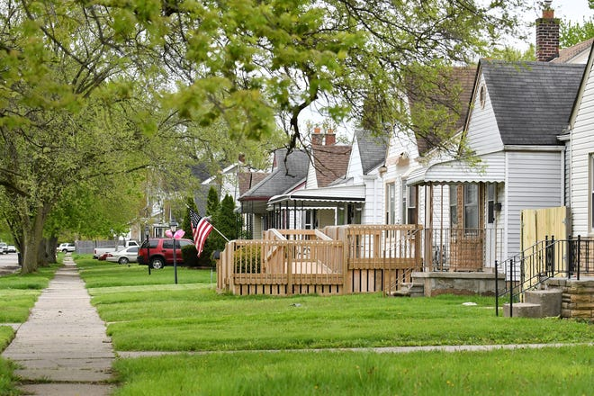 The average Multiple Listing Service sale price of homes in the Warrendale neighborhood increased from $9,598 in 2014 to $27,867 in 2018, Detroit officials said.