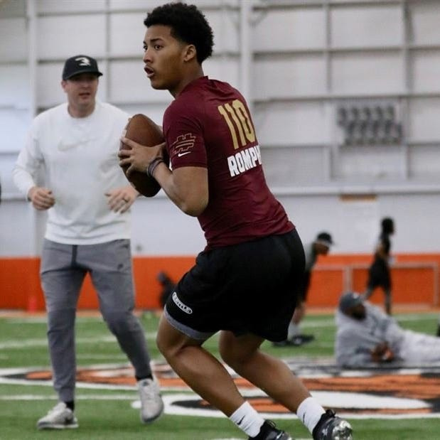 Trieu: Southfield A&T QB Anthony Romphf would 'bring excitement to MSU like they've never seen'
