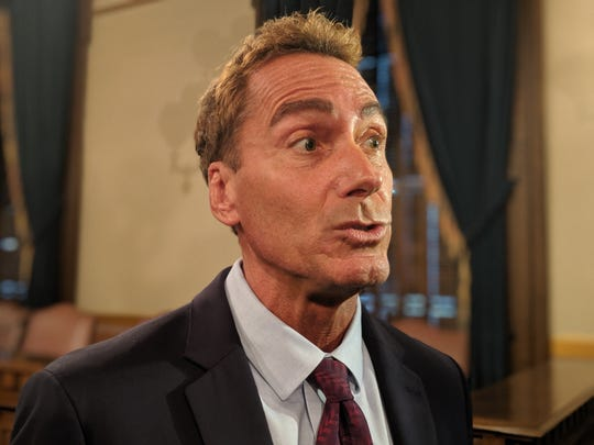 Michigan Budget Director Chris Kolb