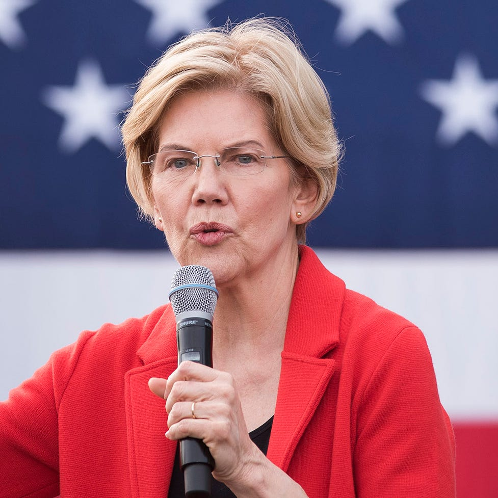 Elizabeth Warren unveils abortion rights platform following new laws