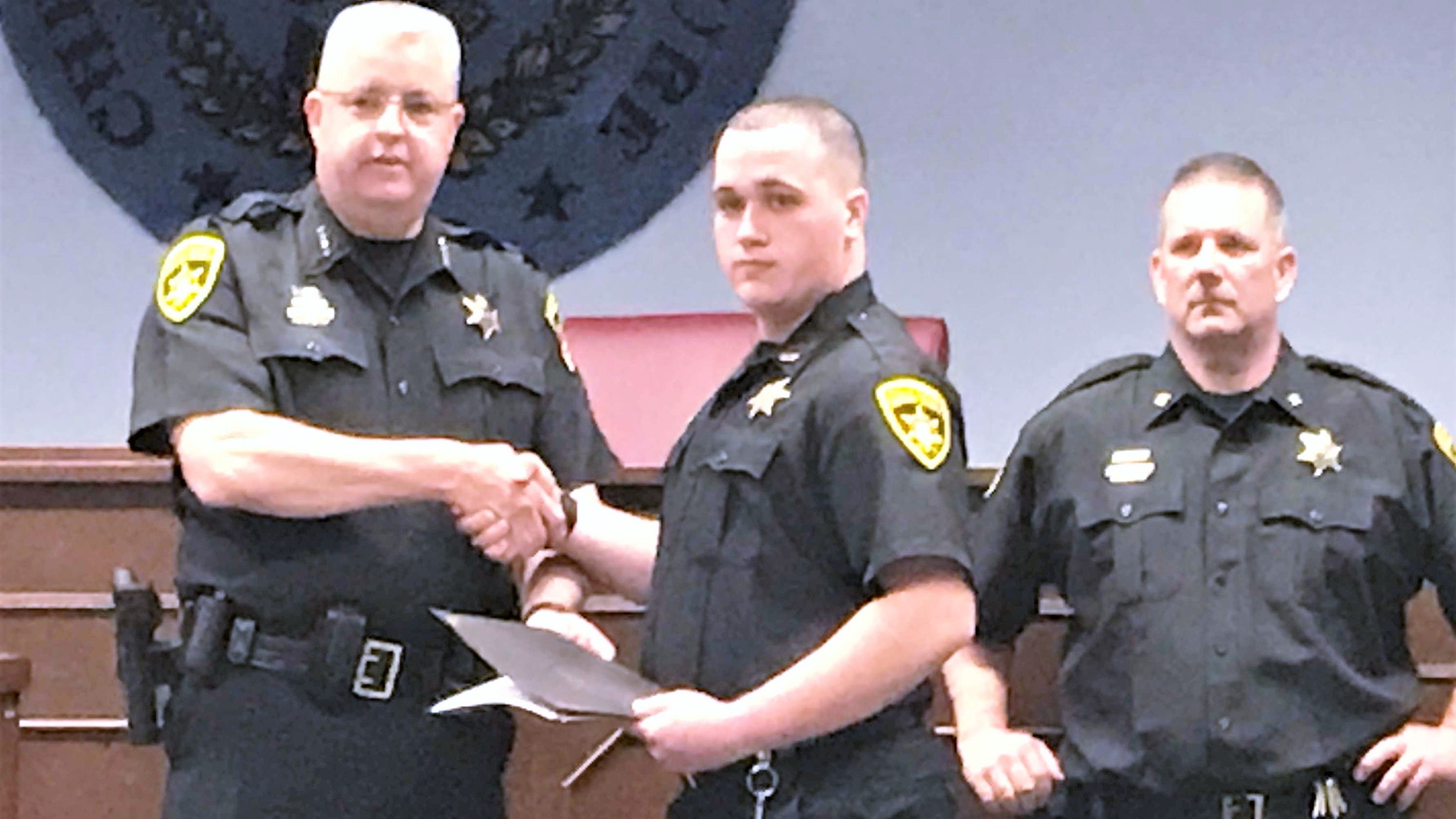 Chemung County Sheriff's Office holds correction officer graduation