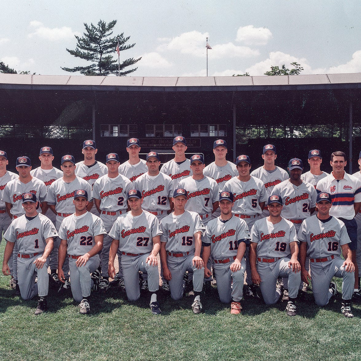 Catching up with original 1995 Otters, celebrating team's 25th anniversary