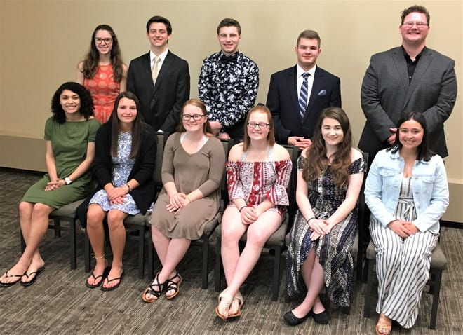 Sandusky County Positive People held its 8th Annual High School Positive Living Award Breakfast and recognized 12 area high school students.