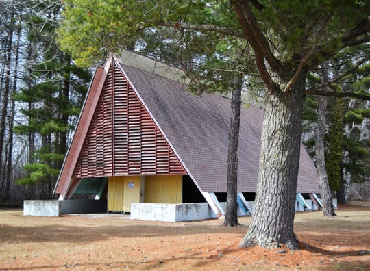 The Guadalupe Chapel in Oconto was built in 1958 to serve migrant workers who lived nearby when they came each summer to pick vegetables. The owner of the property is trying to find an organization to purchase the structure and move it .