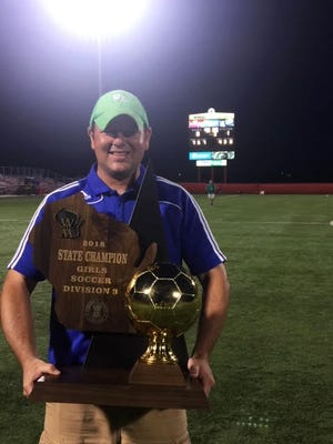 Nick Browne has been named the Green Bay Notre Dame girls soccer  coach.