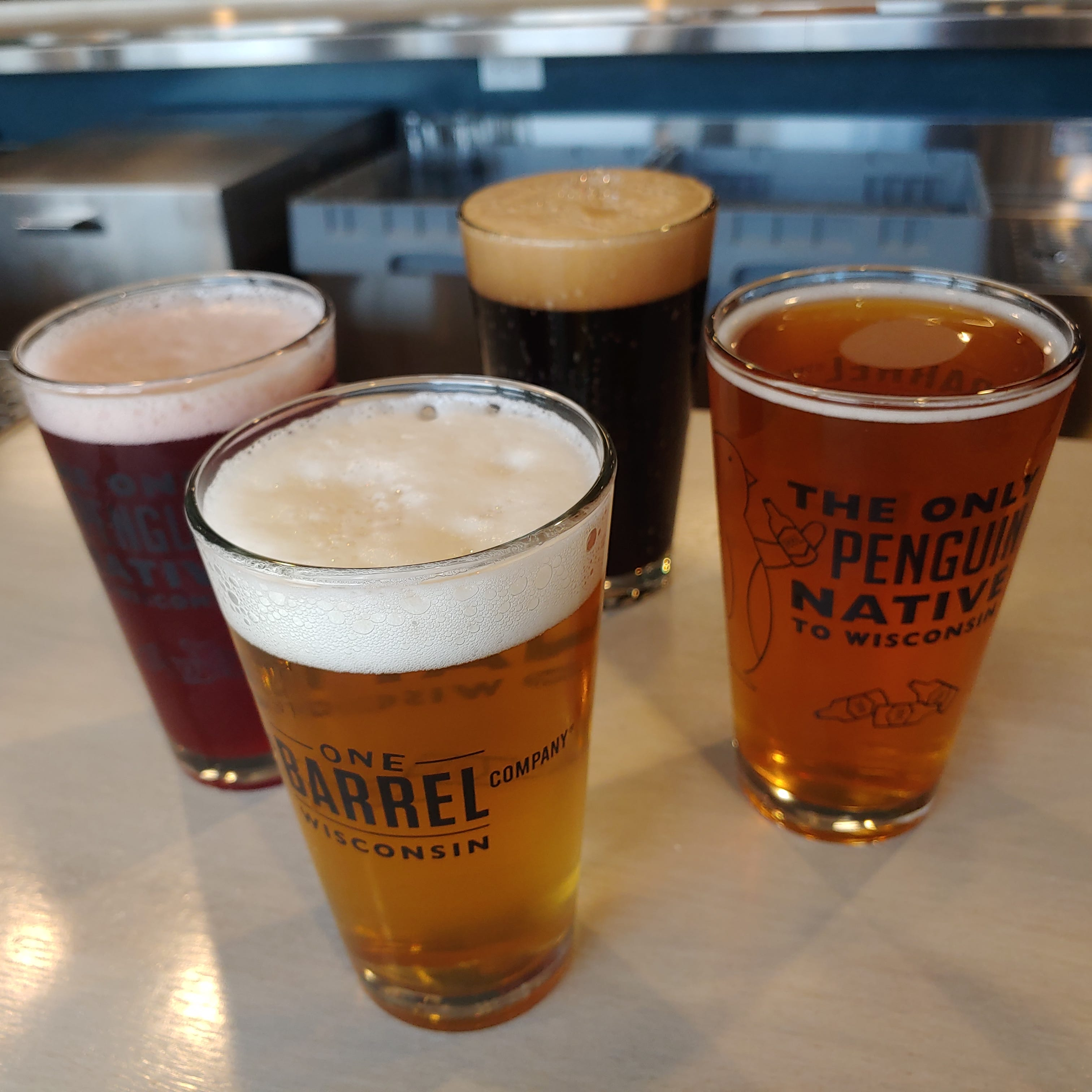 Madison's One Barrel Brewing opens craft beer tap room in Egg Harbor