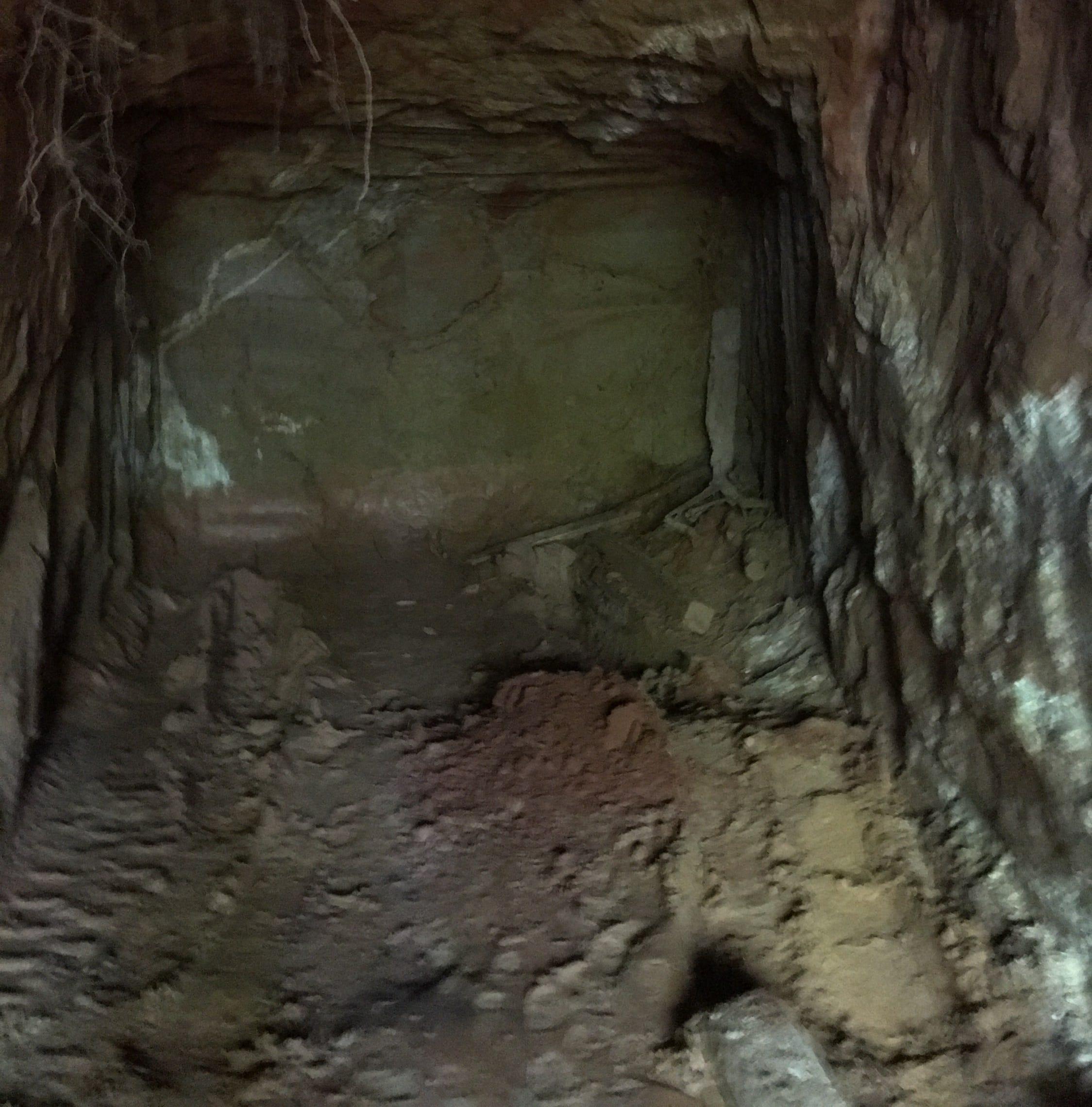 Greenville deputies recover $200K in stolen property hidden in tunnels in Piedmont