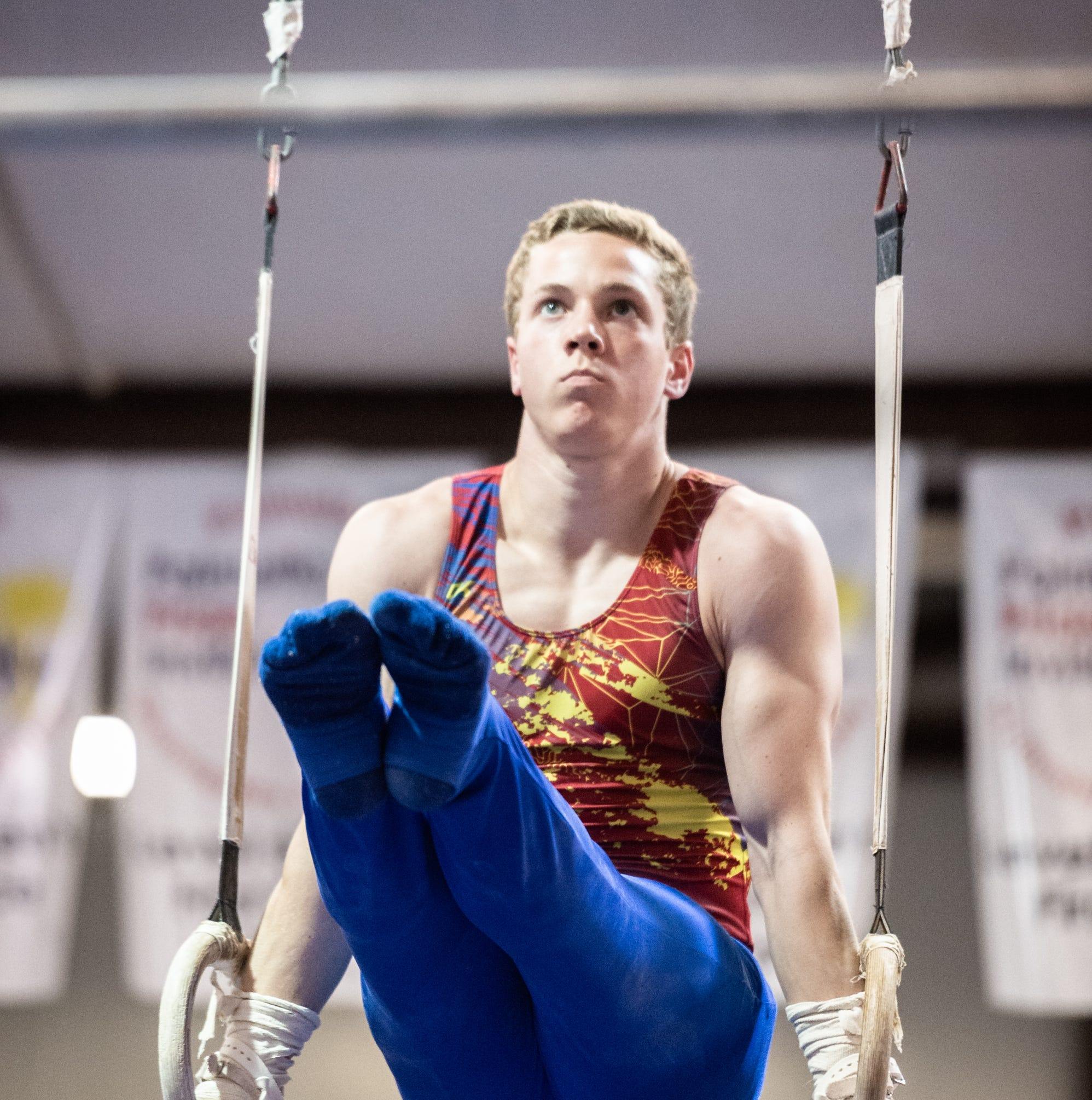 16-year-old gymnast from Greenville qualifies for US National Championship