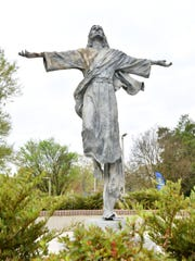 """ Ascending Christ""