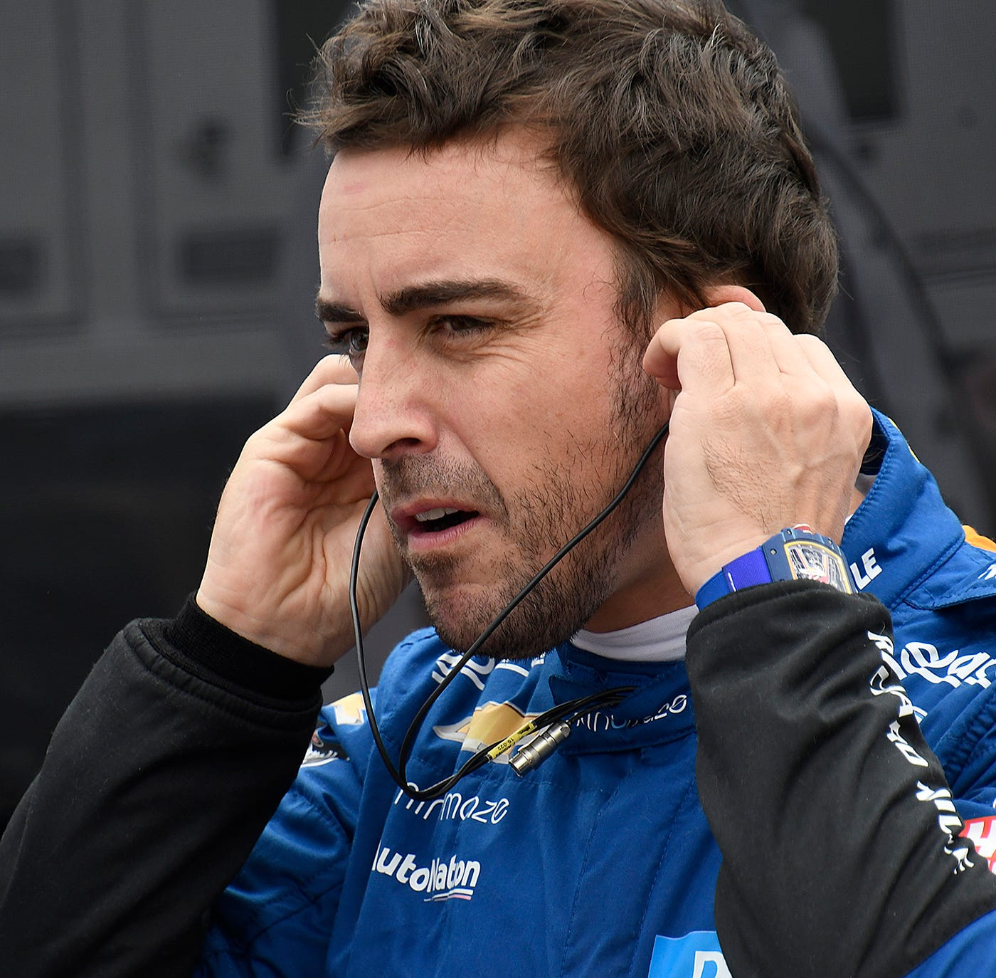 Fernando Alonso in danger of Indy 500 bump, says McLaren was 'not ready for challenge'