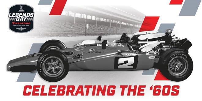 Legends Day celebrates the cars and races of the '60s.