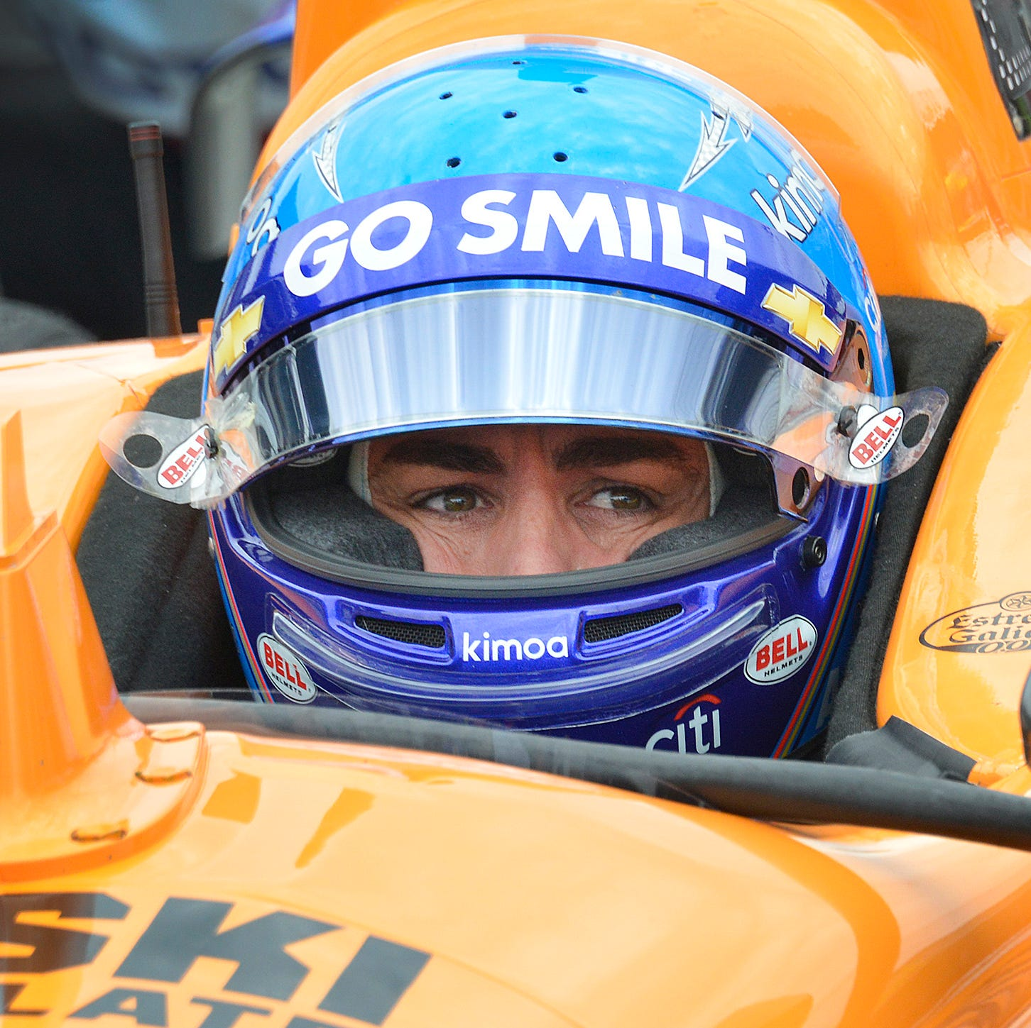 Fernando Alonso worried about qualifying for Indy 500
