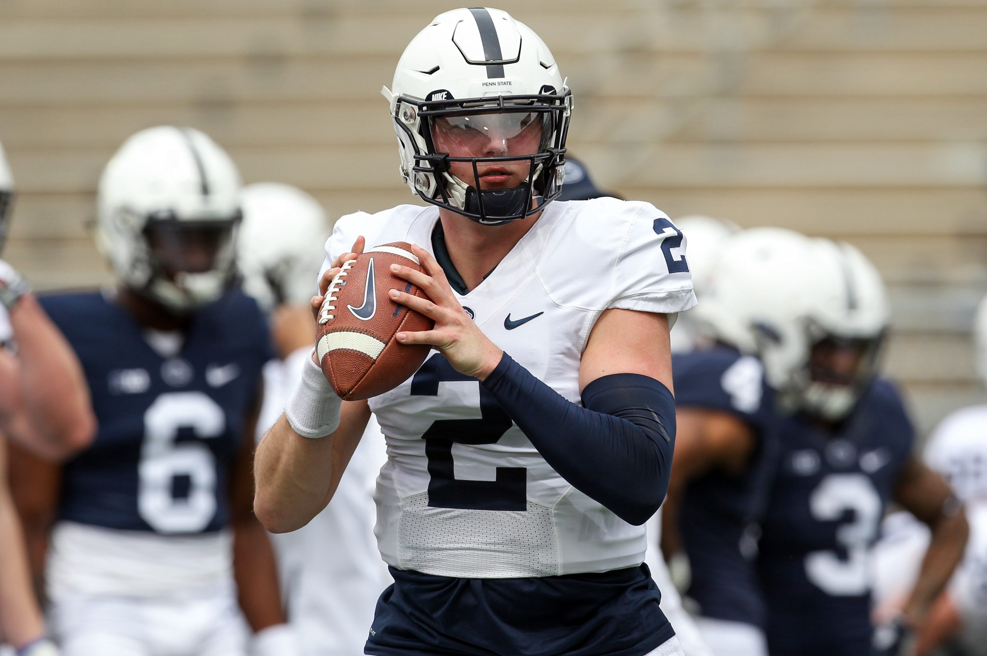 Former Penn State quarterback Tommy Stevens will have one season of eligibility at Mississippi State.