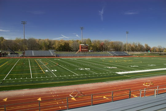 Moresco Stadium at Ithaca High School