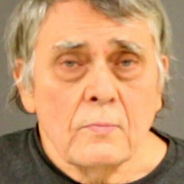 Elderly woman shot multiple times, boyfriend charged with murder