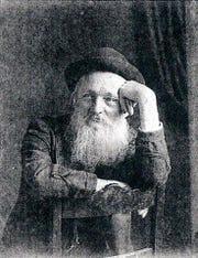 Professor Rudolph (Rudolf) Adelbert Sebastian Mayer.
