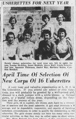 This article ran in the April 25, 1956 Lancaster Eagle-Gazette.