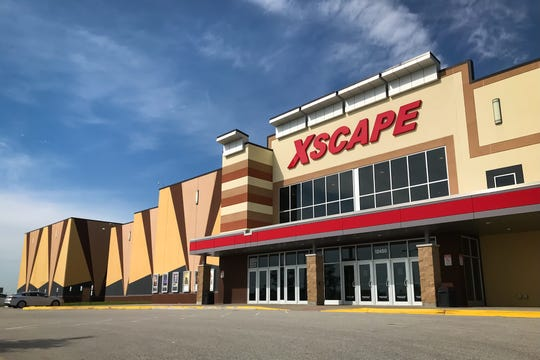 The Xscape movie theater, a popular spot in Louisville.