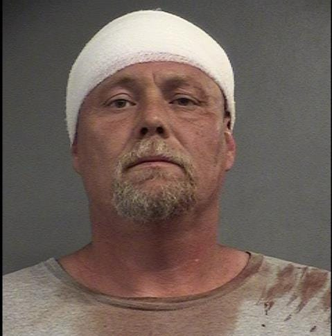 Louisville man and his son beat victim with crow bar and baseball bat, police say