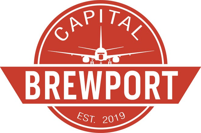 Capital Brewport will open at the Capital Region International Airport next month.