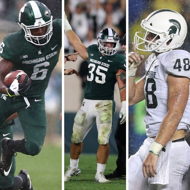 MSU trio listed in Mel Kiper Jr.'s position rankings for 2020 NFL draft