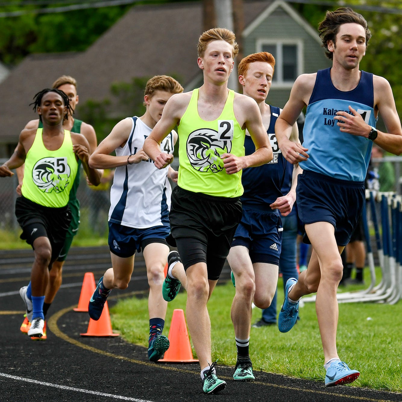 See some of the Lansing area's top performers at track and field regionals
