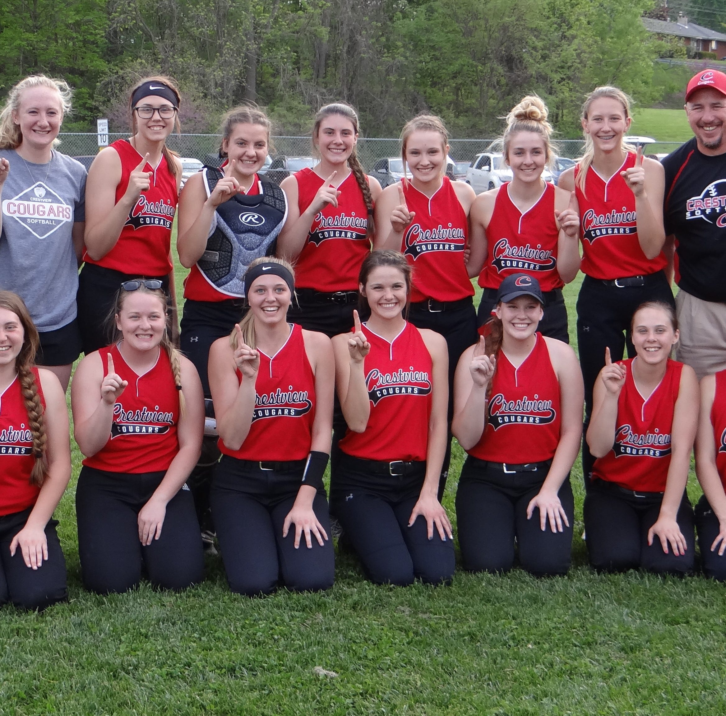 3-Peat: Crestview Lady Cougars win third consecutive Firelands Conference title
