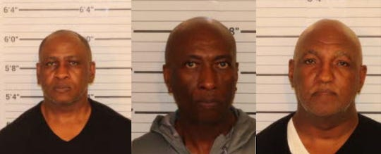 Brothers Ronnie Woods, Bernard Woods and Steve Woods are each in jail on a $2 million bond after indictments on drug and conspiracy.