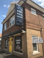 Madeline Glaspey is opening the Find Your Light Art School & Gallery in Cudahy on June 2 in the former Schramka Nero Funeral Home building.