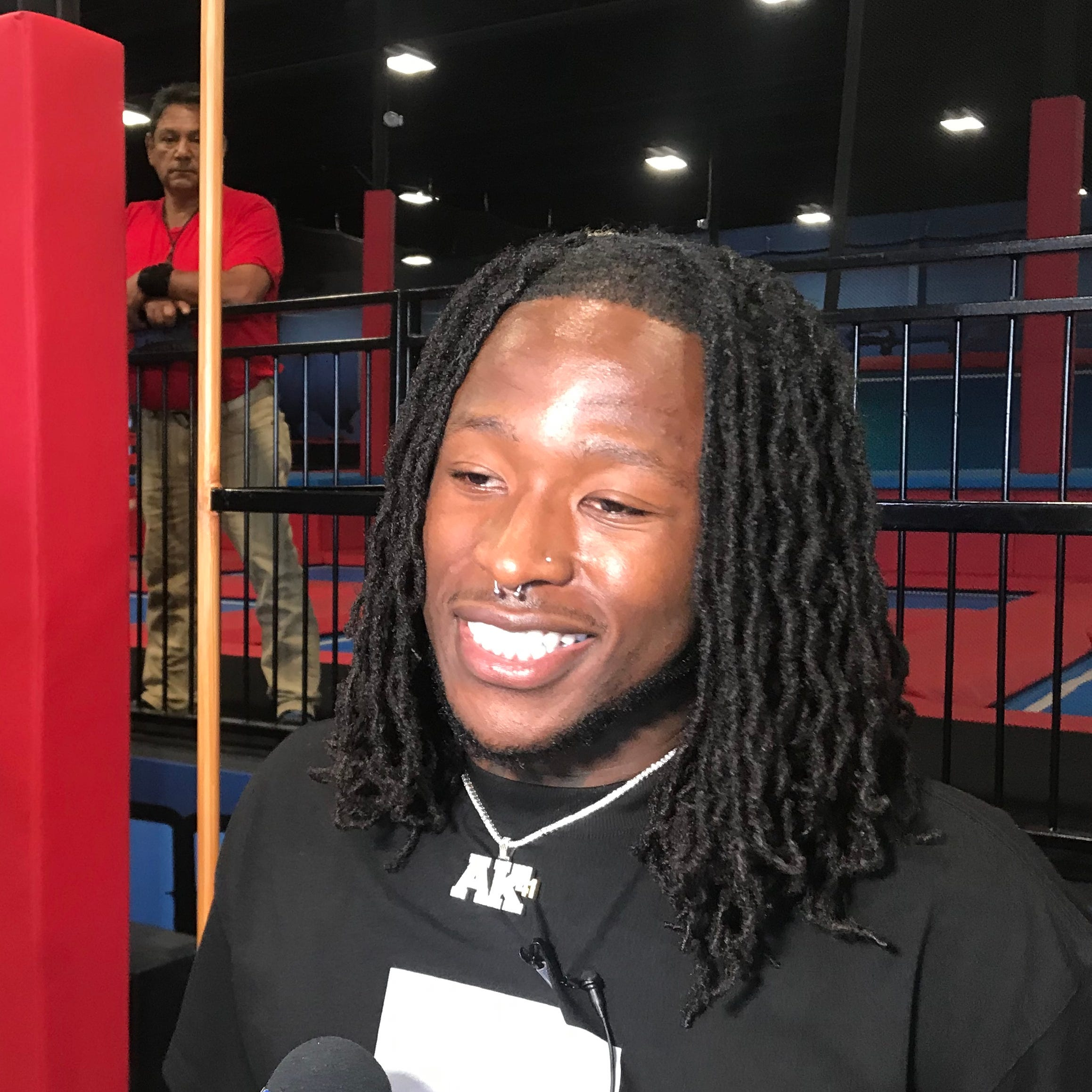 Saints' Alvin Kamara: We're definitely hungry