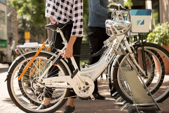 A deal with Zagster means Montgomery will have a bike share program starting in July