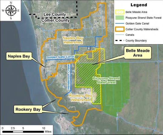 A look at the Collier County Comprehensive Watershed Improvement Plan.