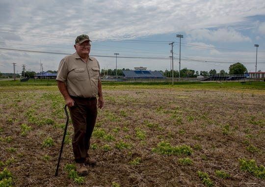 John Martin purchased property on U.S. 40 across from Lakewood High School. Martin is not happy the school has filed a complaint to increase the value of his property based on the sales price, therefore increasing his property taxes and the amount of taxes the school receives.