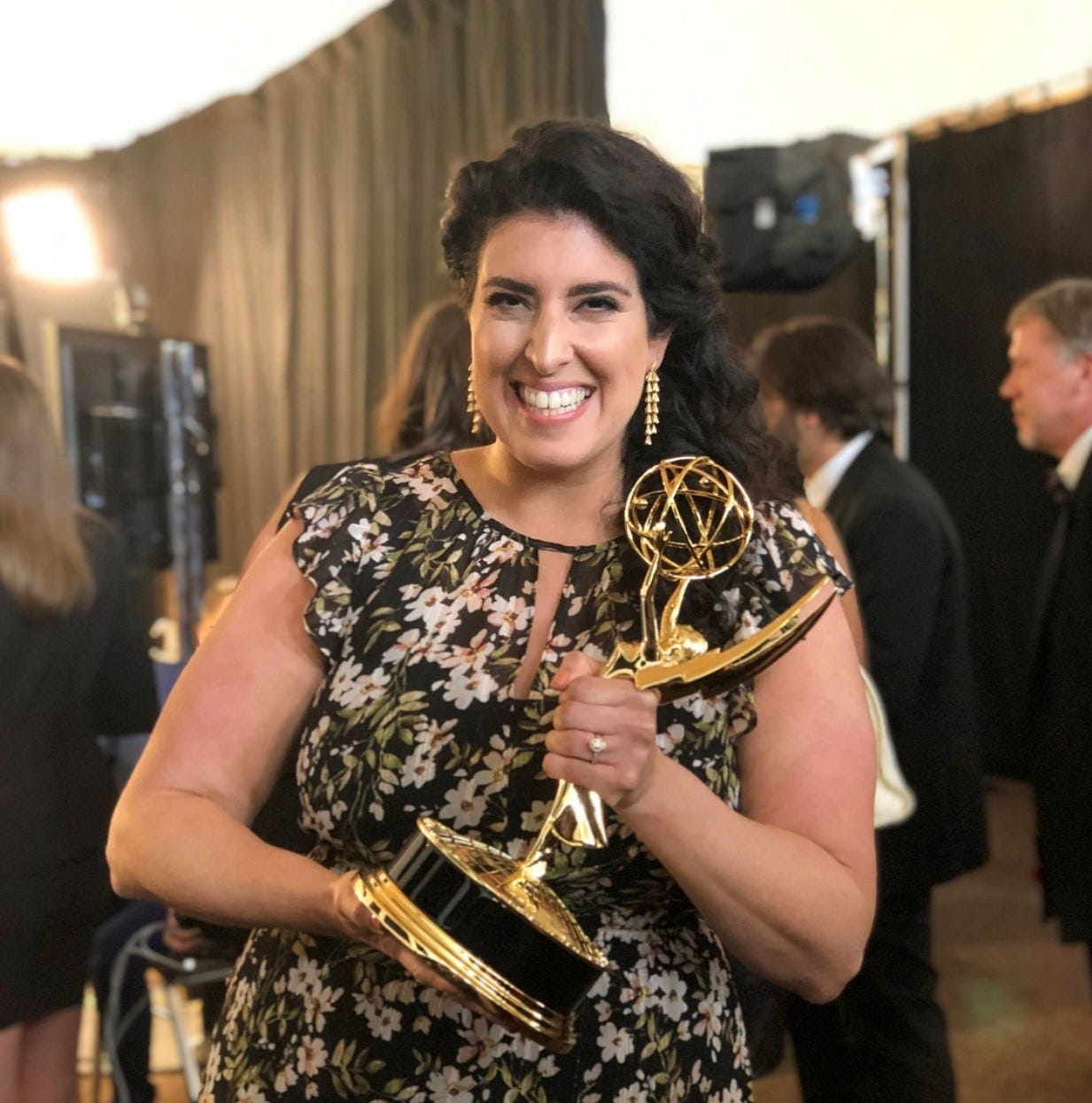 Ridgewood resident Jeanette Donnarumma wins Emmy for her work on 'The Rachael Ray Show'