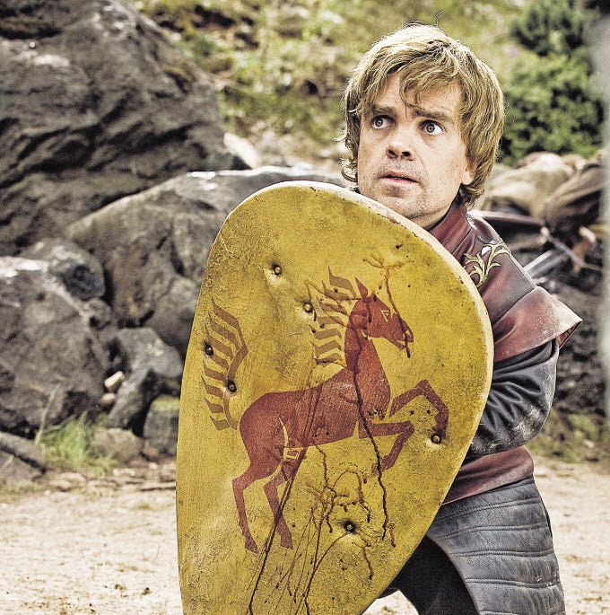 'Game of Thrones,' star Peter Dinklage, are game changers in portrayal of little people