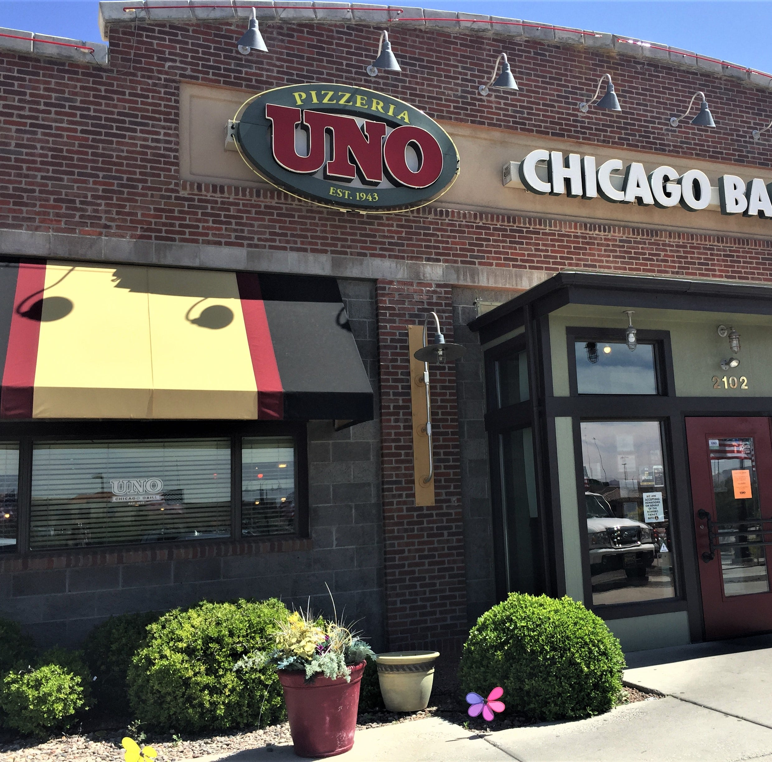 Uno Pizzeria & Grill manager discusses closure, sale of popular eatery
