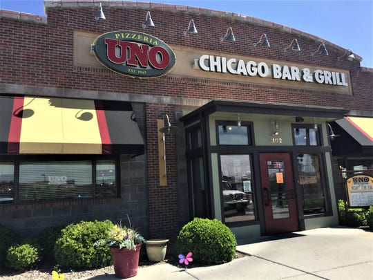 Uno Pizzeria & Grill, 2102 Telshor Ct., announced it was officially closing its doors May 26 at 10 p.m. after 19 and a half years of service in Las Cruces Friday.
