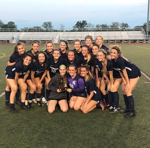 Livonia Stevenson soccer team wins KLAA East, Novi wins West