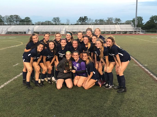 The Stevenson soccer team clinched the KLAA East Division and will play Novi for the conference title.