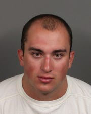 Trent Pell is accused of sexually assaulting a woman June 16, 2014 at a home in the 81-800 block of Sandy Court, according to Riverside County Superior Court documents.