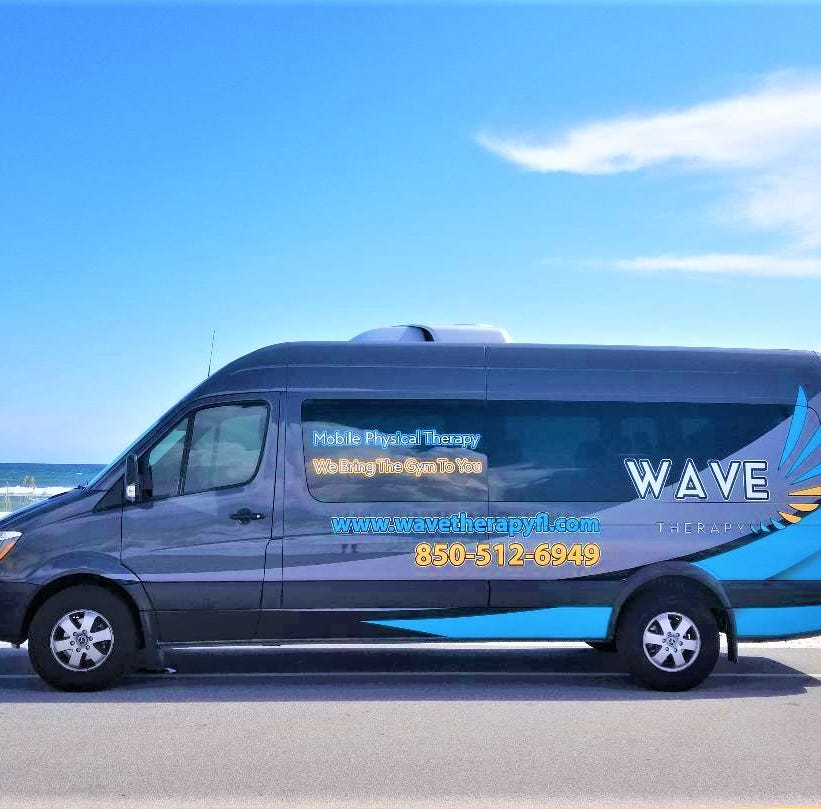 Wave Therapy brings outpatient physical therapy to you | New Business