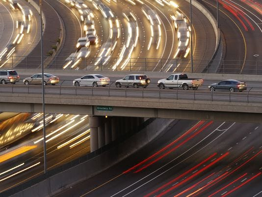 Valley drivers should be advised that significant freeway closures are planned over the weekend.